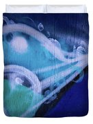 Graffiti 4 Duvet Cover