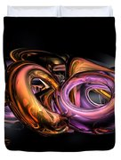 Graffiti Abstract Duvet Cover