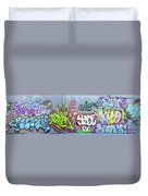 Graffiti Art 05102017a Duvet Cover