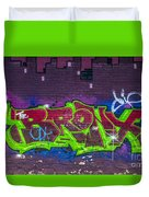 Graffiti Art Nyc 2 Duvet Cover