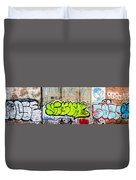 Graffiti Art Nyc 3 Duvet Cover