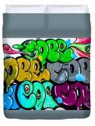 Graffiti Art Nyc 8 Duvet Cover