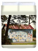 Grafitti One Duvet Cover
