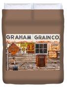 Graham Grain Company Duvet Cover