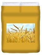 Grain Field Duvet Cover by Elena Elisseeva