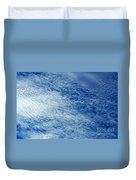 Grainy Sky Duvet Cover