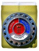 Gran Torino Sport Duvet Cover