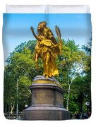 Grand Army Plaza 1 Duvet Cover