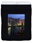 Grand Canal Duvet Cover