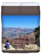 Grand Canyon 14 Duvet Cover