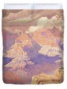 Grand Canyon, 1927  Duvet Cover