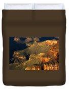 Grand Canyon Arizona Light And Shadow 1 Duvet Cover