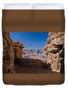 Grand Canyon Arizona Duvet Cover