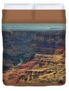 Grand Canyon Colorado River II Duvet Cover