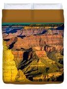 Grand Canyon Morning Light Duvet Cover