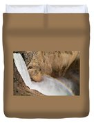 Grand Canyon Of The Yellowstone II Duvet Cover