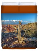 Grand Canyon Old Tree Duvet Cover