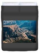 Grand Canyon River Duvet Cover