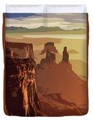Grand Canyon - Usa Duvet Cover