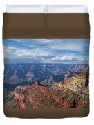 Grand Canyon View 1 Duvet Cover