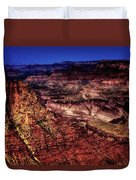 Grand Canyon Views No. 1 Duvet Cover
