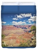 Grand Canyon Vista 14 Duvet Cover
