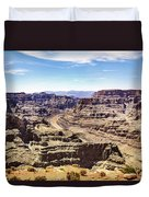 Grand Canyon West Rim Duvet Cover