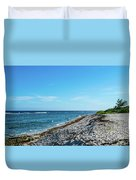 Grand Cayman Island Caribbean Sea 2 Duvet Cover