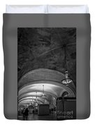 Grand Central Terminal - Arched Corridor Duvet Cover