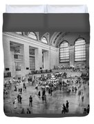 Grand Central Terminal Duvet Cover