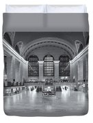 Grand Central Terminal II Duvet Cover