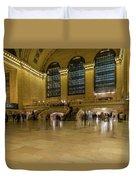 Grand Central Terminal Main Floor Duvet Cover