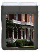 Grand Facade Duvet Cover