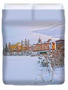 Grand Hotel Kempinski V4 Duvet Cover