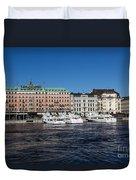 Grand Hotel Stockholm Duvet Cover