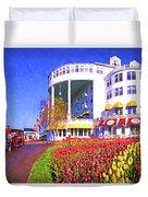 Grand Hotel Tulips Duvet Cover