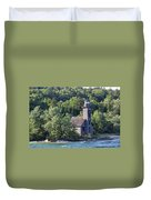Grand Island East Channel Light Duvet Cover