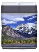 Grand Lake Co Duvet Cover