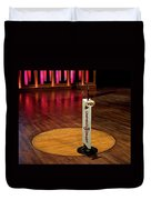 Grand Ole Opry House Stage Flooring - Nashville, Tennessee Duvet Cover