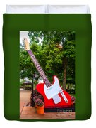 Grand Ole Opry Duvet Cover