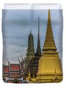 Grand Palace 01 Duvet Cover