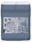 Grand Piano Aerial Duvet Cover