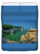 Grand Portal Point Duvet Cover