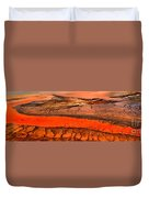 Grand Prismatic Patterns Duvet Cover