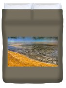 Grand Prismatic Runoff Duvet Cover