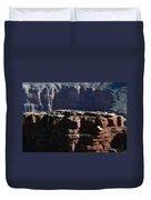 Grand Rock Duvet Cover