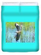 Grand Spring Goose   Duvet Cover