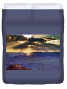 Grand Sunlight Duvet Cover