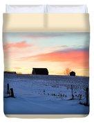 Grand Sunrise Duvet Cover