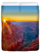 Grand Sunset Duvet Cover